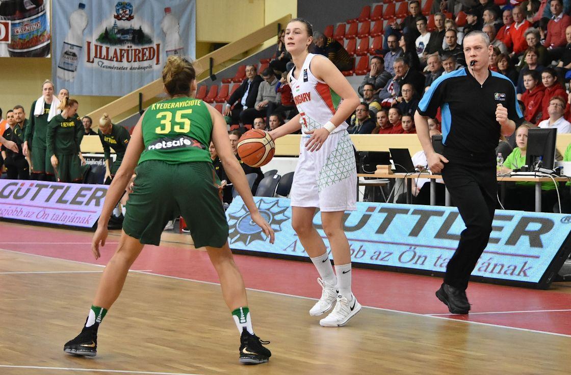 Magyarország - Litvánia 78-76
